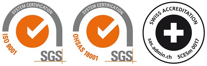 sgs iso 9001 SGS OHSAS 18001