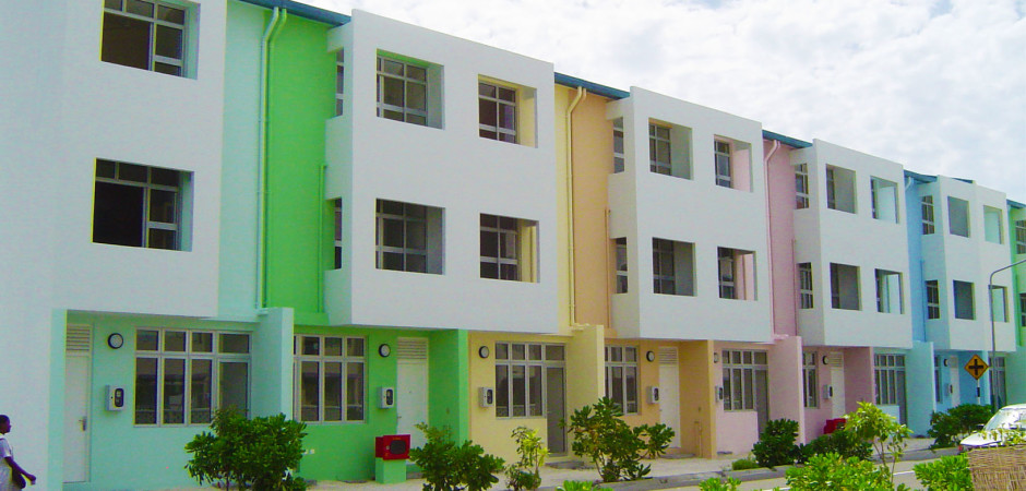 Hulhumale' Row Houses